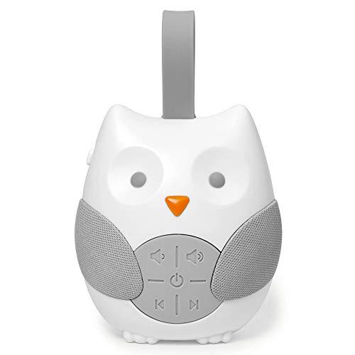 Skip Hop Baby Sound Machine: Stroll & Go Portable Baby Sleep Soother, Owl