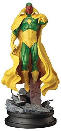 Kotobukiya Marvel Universe Vision Fine Art Statue Action Figure image