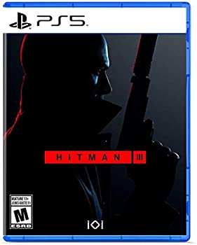 Hitman 3 Standard Edition for PS5