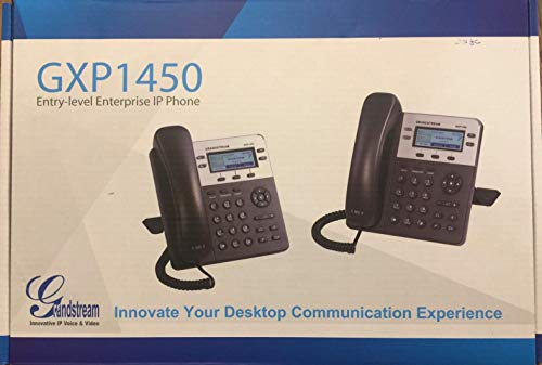 grandstream business phones Grandstream GXP1450 HD Enterprise IP Phone (Renewed)