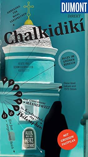 DuMont direkt Reiseführer Chalkidiki (DuMont Direkt E-Book)