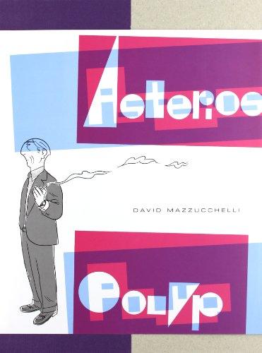 Asterios polyp: Edizione in Italiano