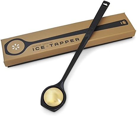 Ice Tapper - Baltimore Mall Regular store Brass Black