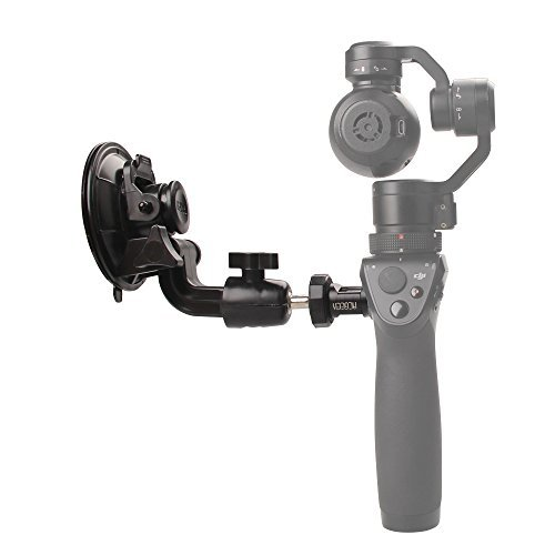 RCstyle Vehicle Mount Sucttion Cup Base Car Holder For DJI OSMO Handheld 4K Gimbal Camera