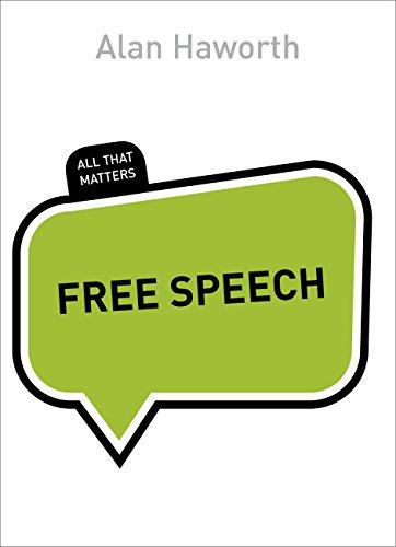 Free Speech: All That Matters