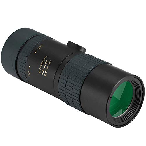 New Monocular high power high-definition low-light night vision telescope 24X30 Waterproof Monocular...