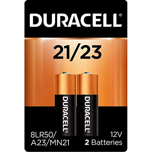 Duracell - 21/23 12V Specialty Alkaline Battery - Long Lasting Battery - 1 Count