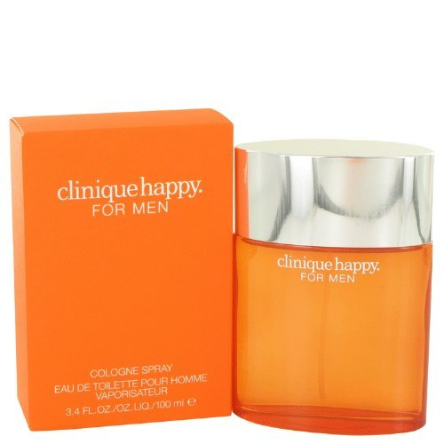 Happy Cologne Spray 3.4 Oz By Clinique SKU-PAS418358