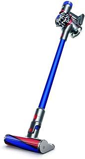 Dyson V7 Fluffy Aspiradora, 100 W, 0.54 litros, 87 Decibelios, Azul