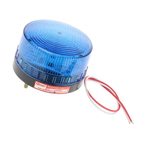 non-brand 24V LED Lumière Ronde - Bleu 24 V