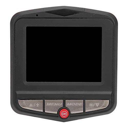 Qqmora Grabador de Video automático DVR para automóvil a Prueba de Golpes para Viajes de Larga Distancia para Paseos nocturnos al Aire Libre para Vacaciones