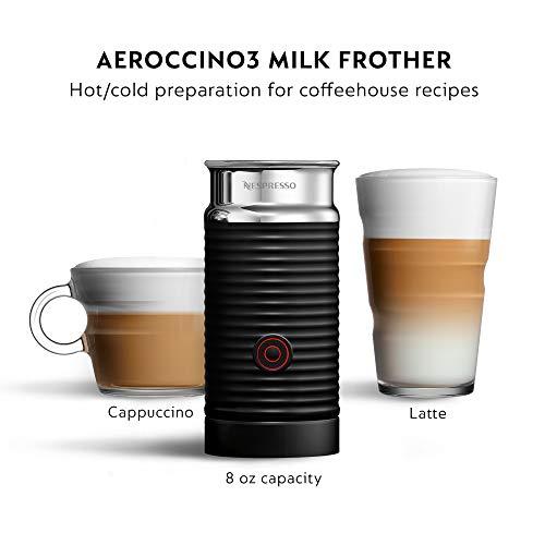 Nespresso Vertuo Next with Aero