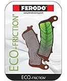 PASTIGLIE FRENO ECO FERODO SCOOTER