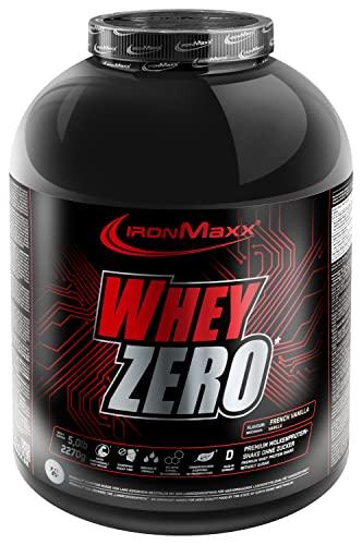 IronMaxx -   Whey Zero Protein -