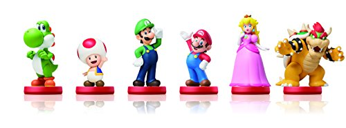SuperMario Peach Amiibo - 5