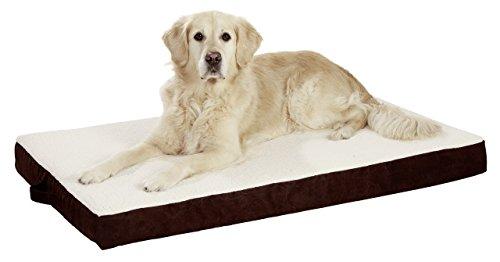 Karlie Ortho Bed Angular Cama Perro,...