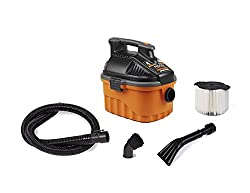 RIDGID Wet Dry Powerful Shop Vacuum Cleaner, 4 Gallon