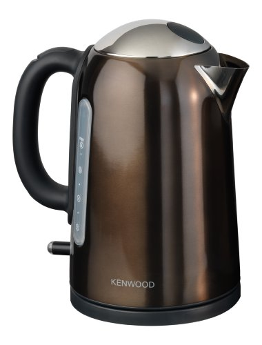 Kenwood SJM 108 Wasserkocher / Metallics-Serie / 3 kW / 1,6 Liter Antikbronze