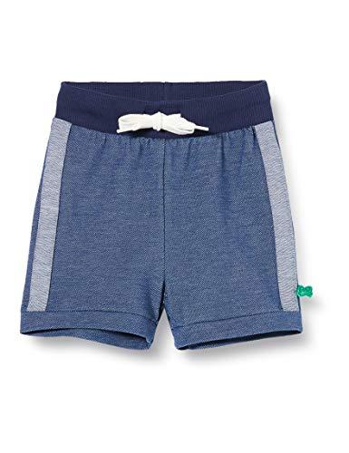 Fred'S World By Green Cotton Shorts, Bleu (Denim 019402601), 92 Bébé garçon