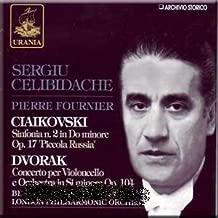 Tchaikovsky: Symphony No. 2 in C Minor, Op. 17 Little Russian Dvorak: Cello Concerto in B Minor, Op. 104