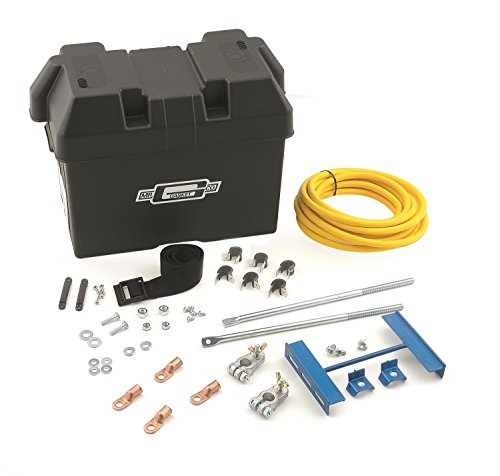 Mr. Gasket 6279 Truck Mounted Battery Installation Kit