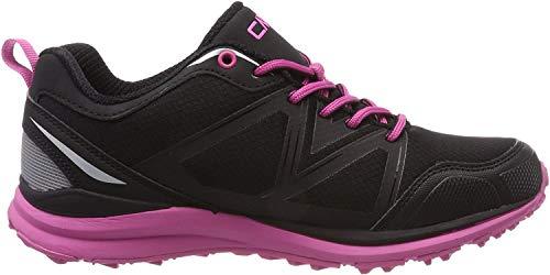 CMP Damskie buty do fitnessu Alya, czarny - czarny Nero - 36 EU