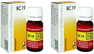 Best bc 19 homeopathy Reviews