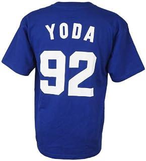 日本プロ野球 中日ドラゴンズ グッズ 与田剛 ナンバーTシャツ (ビジター)