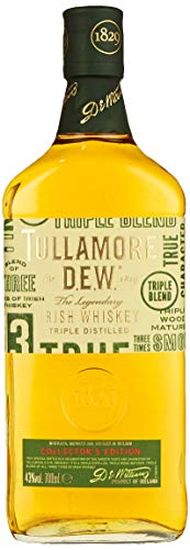 Tullamore Dew Collector's Edition Irish Whiskey (1 x 0.7 l)