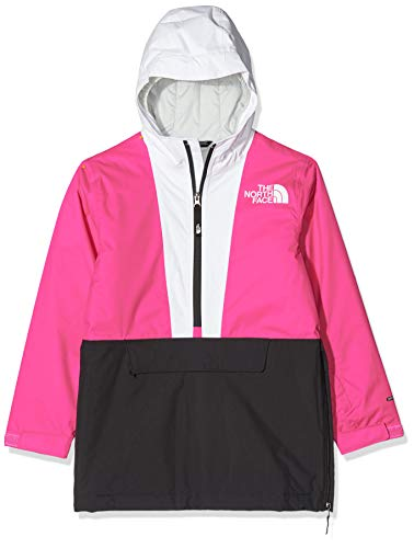 The North Face Y Freedom Anorak - Maglia Termica per Bambini, Bambino, 3NNW, Mr. Pink, M