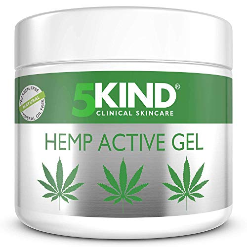 Hemp Joint & Muscle Active Relief Gel- High Strength Hemp Oil Formula Rich in...
