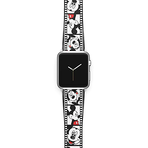 Watch Band Compatible with Apple iWatch All Series 38mm 40mm 42mm 44mm Cartoon Design Strap (mickm5) (38/40mm)