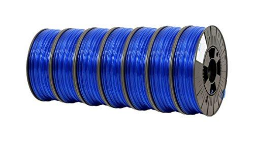 ICE FILAMENTS ICE7VALP120 PET Filament 2,85 mm 0,75 kg Bleu Bold Blue