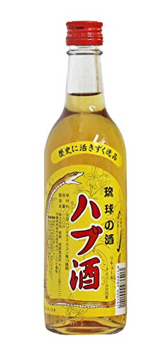 琉球の酒 ハブ酒 [ リキュール 180ml ]