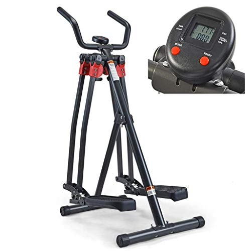 Hiyougen Tragbare Pedal Trainer Exerciser Bike Arm Beintrainer Fitness Radfahren mit LCD-Monitor Ideal for Männer, Frauen, Kinder und Senioren Fitness Reha Equipment