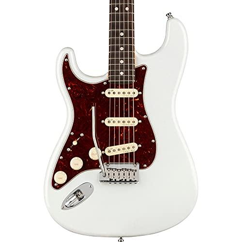 Fender American Ultra Stratocaster LH RW APL · Guitarra eléctrica zurdos