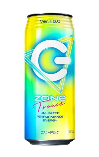 ZONe Trance Ver.1.0.0 エナジードリンク 500ml ×24本