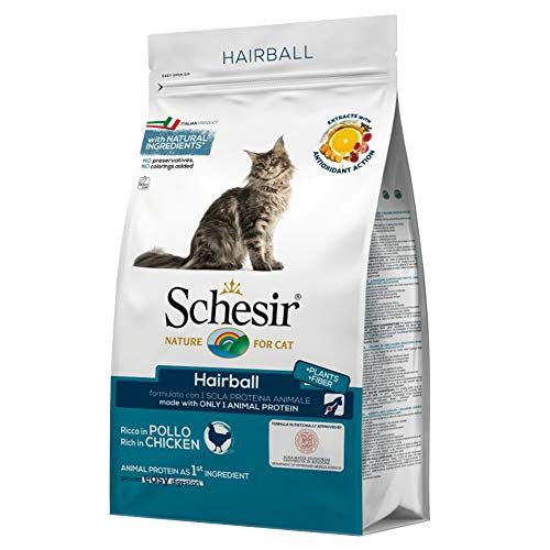 Schesir Cat Hairball - 400 Gr