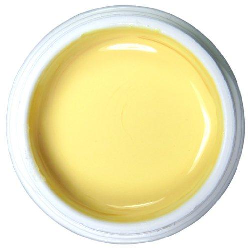 UV-Farbgel Pastell Gelb, 4ml # 272
