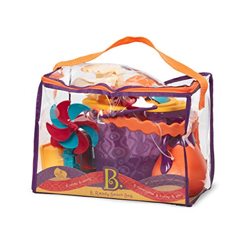 B. Toys Bx1308Z - B. Ready Beach Bag Tomato Giocattoli per La Spiaggia
