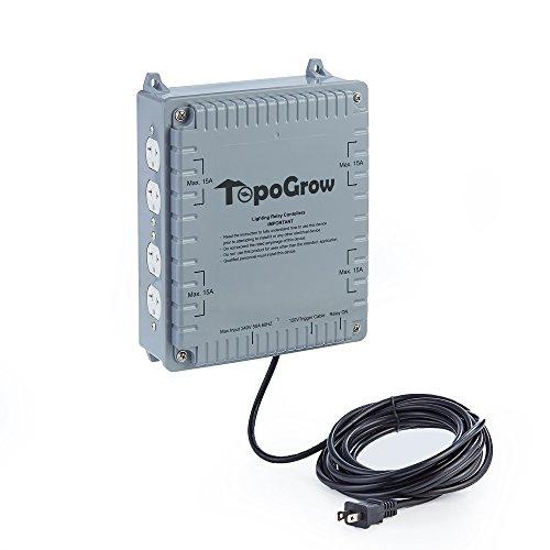 TopoGrow 4/8 Lighting Relay Ballast