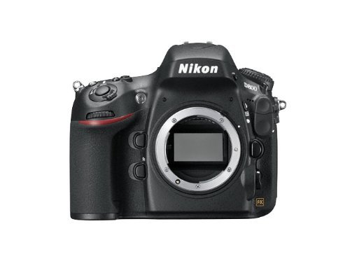Nikon D800 - Cmara rflex digital de 36.3 Mp (pantalla 3.2in), color negro - slo cuerpo (Reacondicionado)