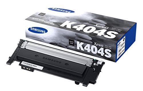 HP Samsung CLT-K404S Toner Cartridge Black for SL-C430W, C480FW