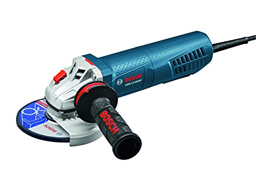 Bosch GWS13-50VSP High-Performance Angle Grinder Variable Speed with Paddle Switch, 5'