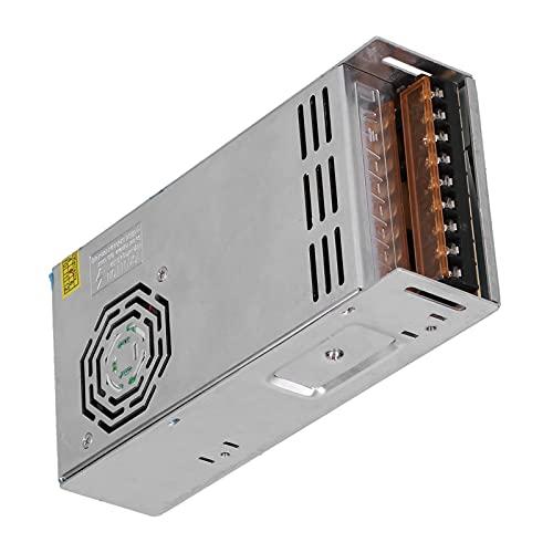 Transformador de Fuente de alimentación conmutada, Controlador de Fuente de alimentación conmutada Vida útil Prolongada Tamaño liviano para gabinetes de Control PLC para Motores de CC