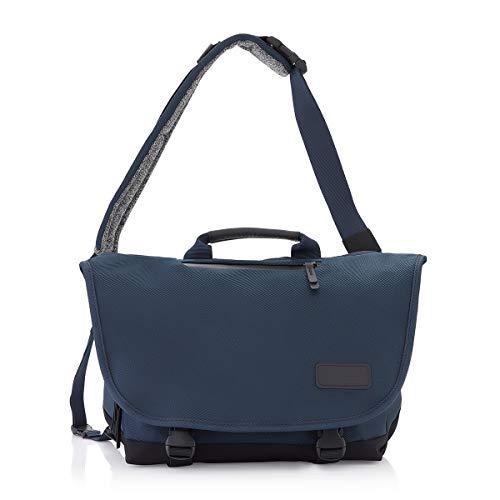Crumpler The Chronicler aus 100% recycelten PET (rPET) Umhängetasche Sling Crossbody Bag Tasche Reise Arbeit Work Daypack Damen und Herren CHR001-U45G50 dunkelblau