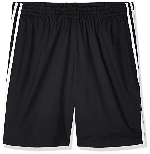 adidas Lock Up TS Pantalones Cortos de Deporte, Hombre, Black, S