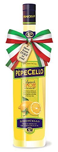 Limoncello of Sorrento I.G.P. 'PèpeCello' (1 Pack)