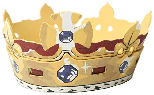 Liontouch 242LT Couronne Roi Rubin pour Enfants | Jeu de Fiction de Fantaisie pour Enfants