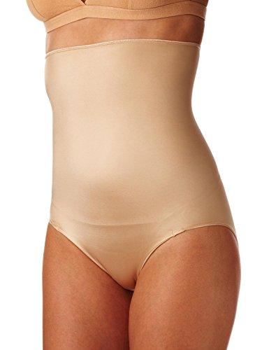 Spanx `Slimplicity` (985) Highwaisted Shape Panty - extra hoher Bund (XL (46/48), Haut (Nude))